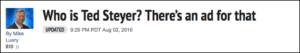 Steyer headline